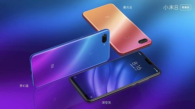 Xiaomi Mi 8 Pro và Mi 8 Lite ra mắt: cấu hình mạnh, giá bình dân ảnh 3