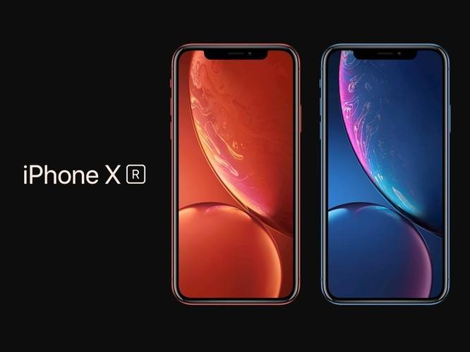 Apple tăng sản lượng iPhone XR ảnh 1