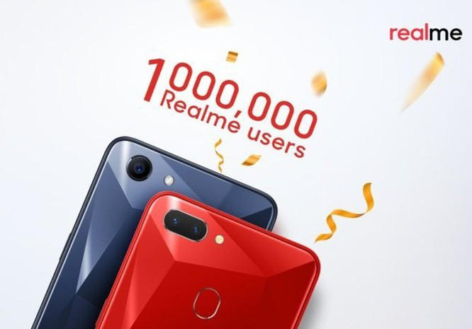 Thương hiệu con của Oppo tại Ấn Độ đạt 1 triệu người dùng, bắt đầu vào Đông Nam Á ảnh 1