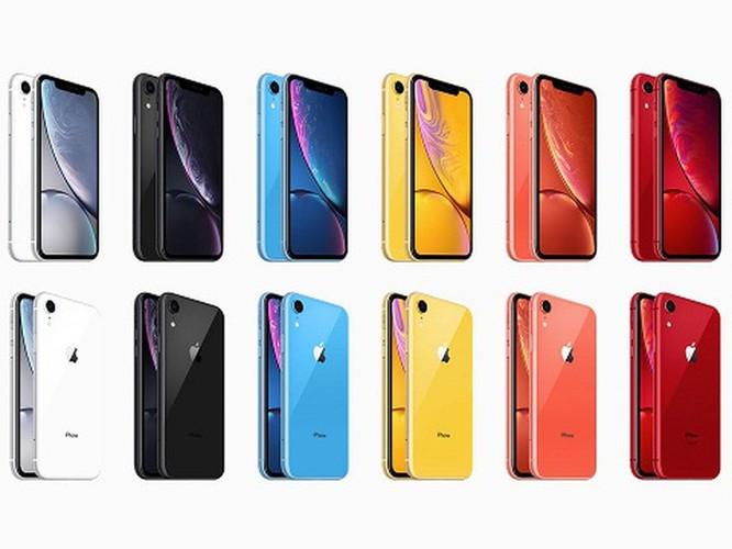 iPhone XR đáng mua hơn iPhone XS? ảnh 1