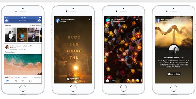 Facebook thử nghiệm tính năng Tin về Tết Trung thu tại Việt Nam ảnh 1