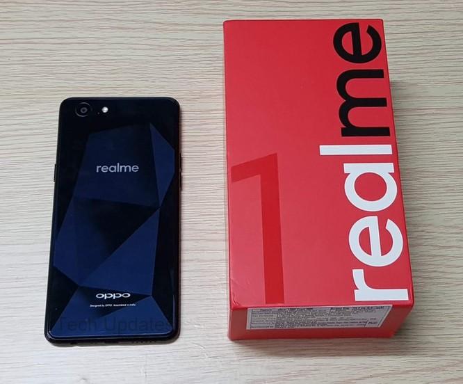 Realme: Thương hiệu smartphone Ấn Độ sắp đổ bộ thị trường Việt Nam ảnh 1