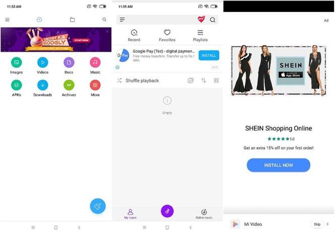 Xiaomi bí mật chèn quảng cáo trên điện thoại ảnh 2