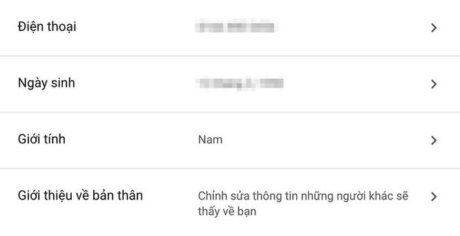Cần làm gì để không mất Gmail khi đổi số điện thoại 11 số ảnh 1