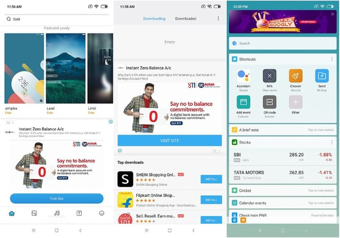 Xiaomi bí mật chèn quảng cáo trên điện thoại ảnh 1