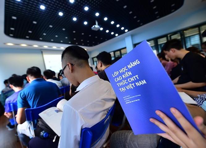 KOTRA và REMANn tổ chức lớp học nâng cao kiến thức CNTT ảnh 1