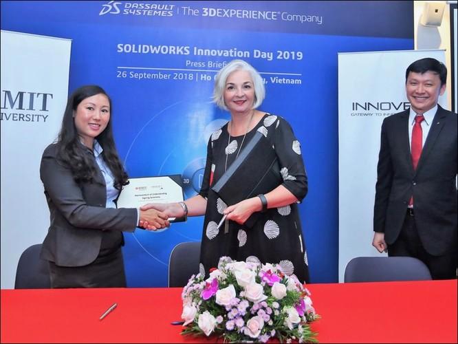 RMIT Việt Nam ứng dụng SolidWorks để đào tạo kỹ sư kỹ thuật số ảnh 1