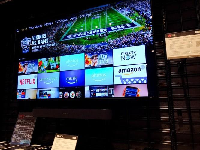 Bên trong cửa hàng 4 sao của Amazon tại New York ảnh 13