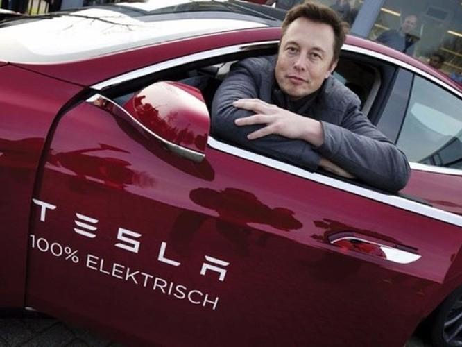 Ủy ban Chứng khoán Mỹ kiện đòi loại bỏ Elon Musk khỏi Tesla ảnh 1