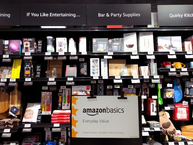 Bên trong cửa hàng 4 sao của Amazon tại New York ảnh 10