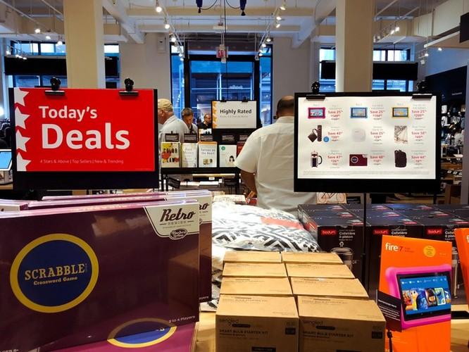 Bên trong cửa hàng 4 sao của Amazon tại New York ảnh 11