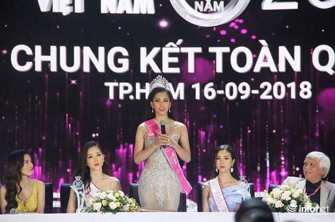 Hoa hậu Trần Tiểu Vy bị giả mạo tài khoản Facebook ảnh 2