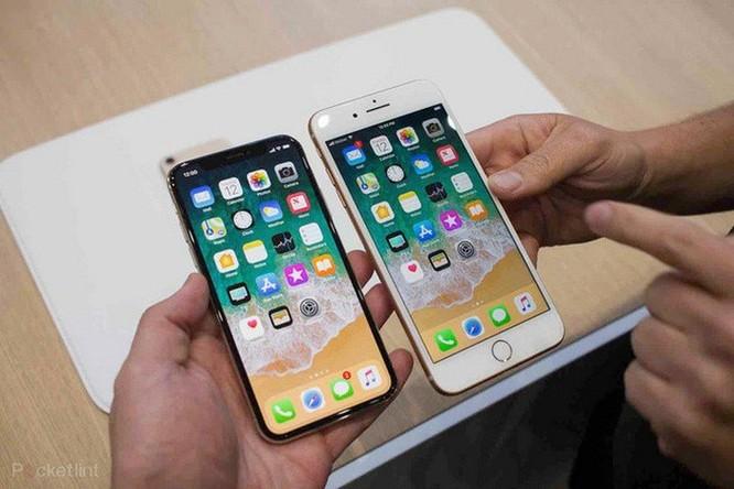 Điện thoại cũ đồng loạt giảm giá sau khi iPhone XS về VN ảnh 2