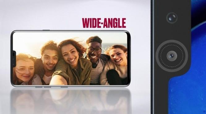 Thêm thông tin về hệ thống 5 camera trên LG V40 ThinQ ảnh 5