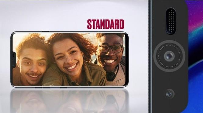 Thêm thông tin về hệ thống 5 camera trên LG V40 ThinQ ảnh 4