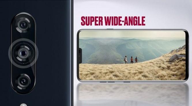 Thêm thông tin về hệ thống 5 camera trên LG V40 ThinQ ảnh 2