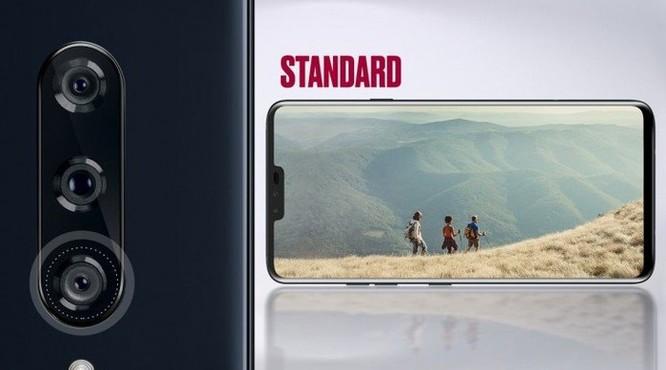 Thêm thông tin về hệ thống 5 camera trên LG V40 ThinQ ảnh 1