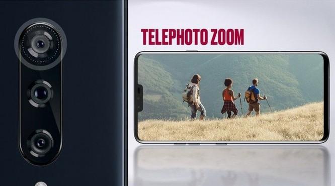 Thêm thông tin về hệ thống 5 camera trên LG V40 ThinQ ảnh 3