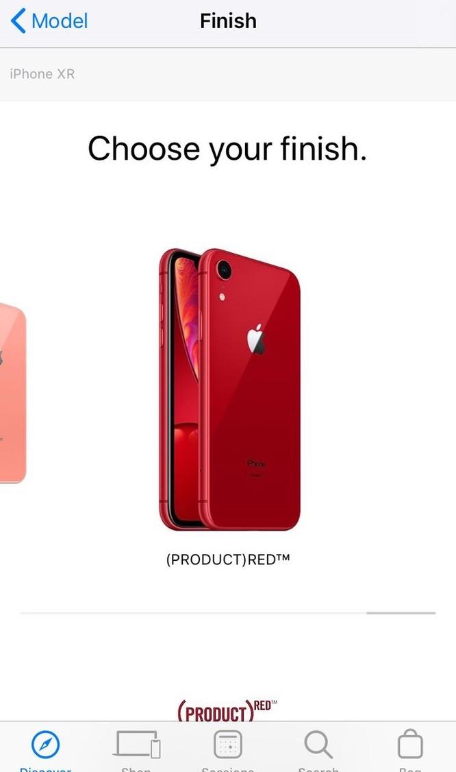Apple tung ứng dụng giúp người dùng đặt mua trước iPhone XR trong chớp mắt ảnh 5