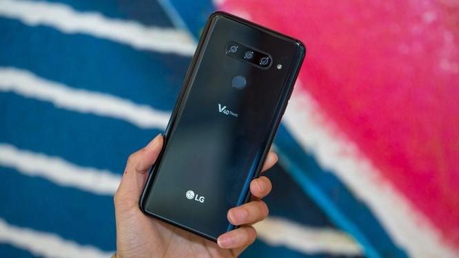LG ra smartphone có 5 camera, giá từ 900 USD ảnh 1