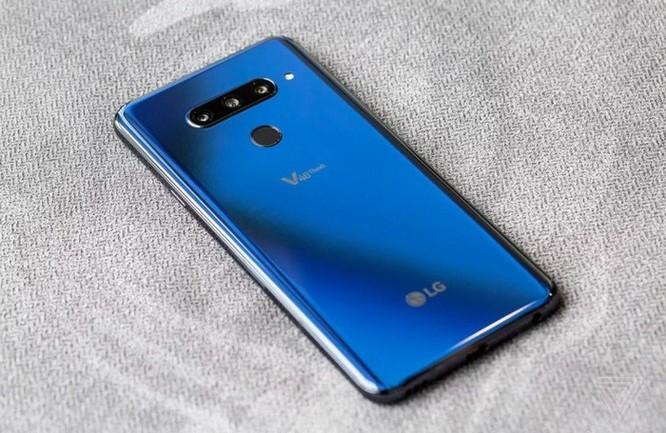 LG ra smartphone có 5 camera, giá từ 900 USD ảnh 7