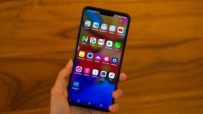 LG ra smartphone có 5 camera, giá từ 900 USD ảnh 5
