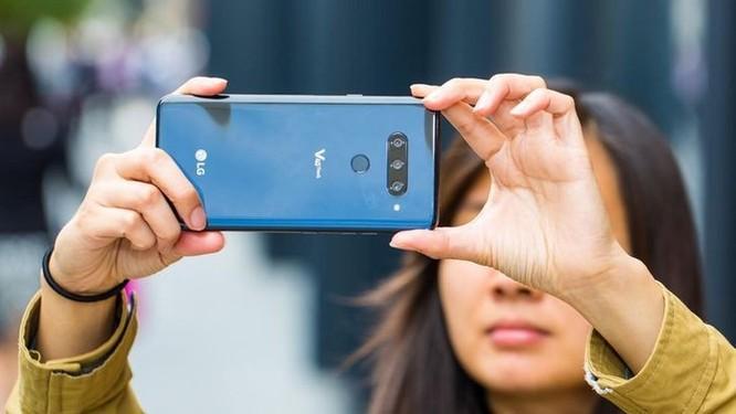 LG ra smartphone có 5 camera, giá từ 900 USD ảnh 4