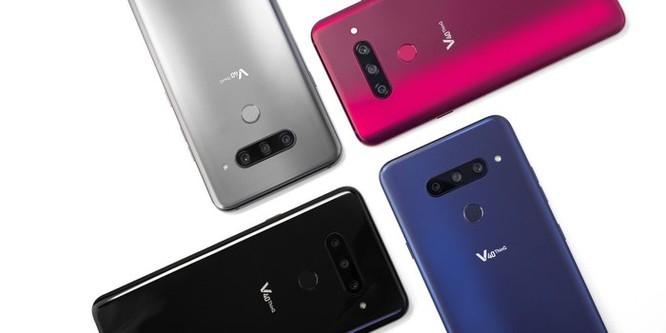 LG ra smartphone có 5 camera, giá từ 900 USD ảnh 9