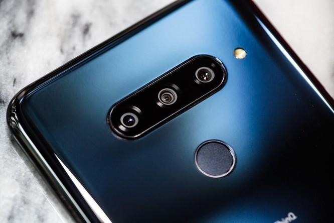 LG ra smartphone có 5 camera, giá từ 900 USD ảnh 2