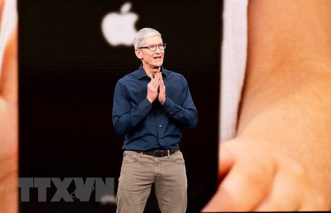 Giám đốc Apple cam kết bảo vệ dữ liệu người dùng ở Trung Quốc ảnh 1