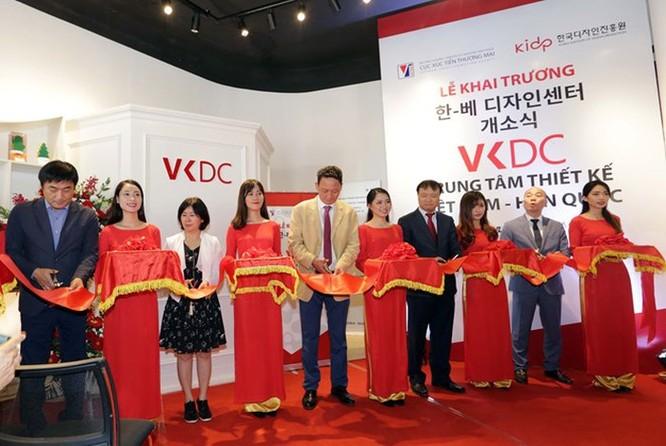 Việt Nam-Hàn Quốc hợp tác sâu hơn trong lĩnh vực thiết kế sáng tạo ảnh 1
