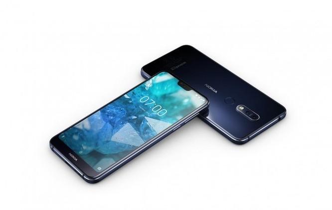 Nokia 7.1 chạy Android trình làng với camera kép, giá 8,5 triệu đồng ảnh 3