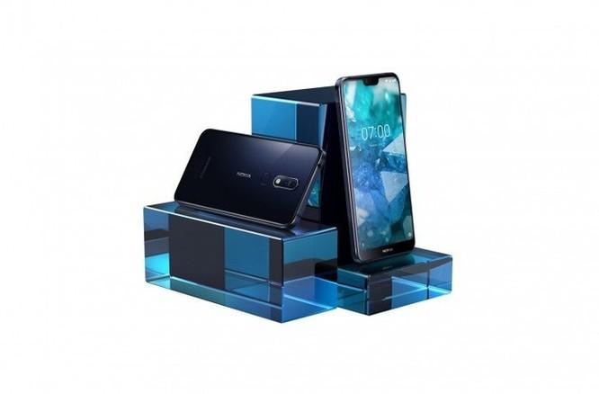 Nokia 7.1 chạy Android trình làng với camera kép, giá 8,5 triệu đồng ảnh 1