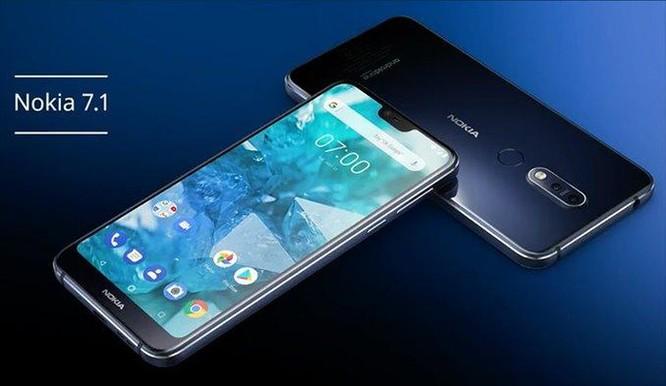 Nokia 7.1: 'bản sao' iPhone tốt nhất có giá chưa đến 350 USD ảnh 1