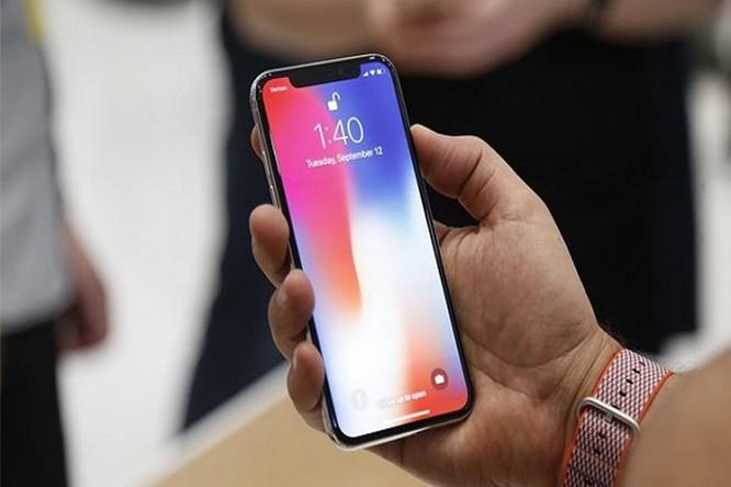 Nối gót hàng chính hãng, iPhone X lock sụt giá mạnh ảnh 1