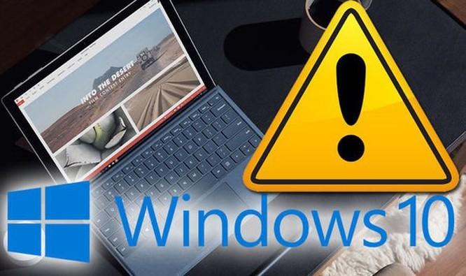 Microsoft tạm dừng phát hành Windows 10 October Update ảnh 1