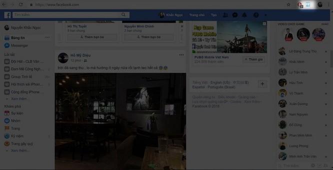 Mẹo thoát hàng loạt group cực nhanh trên Facebook ảnh 3