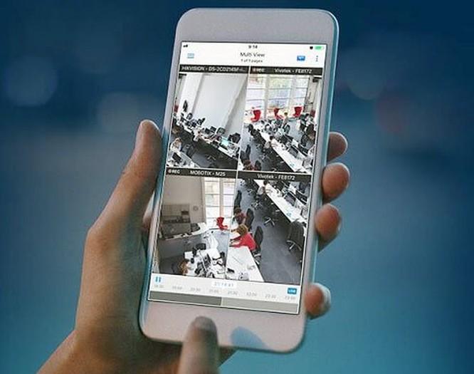 Synology ra phần mềm biến điện thoại thành camera giám sát ảnh 1