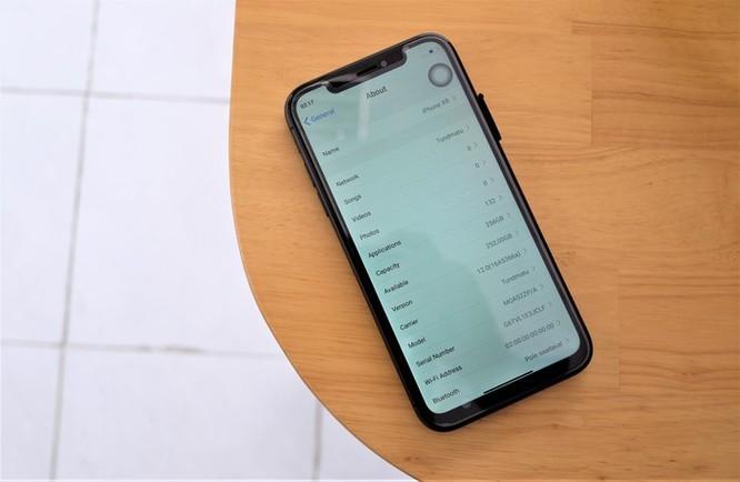 iPhone XR chưa mở bán nhưng hàng nhái đã xuất hiện tại VN ảnh 8