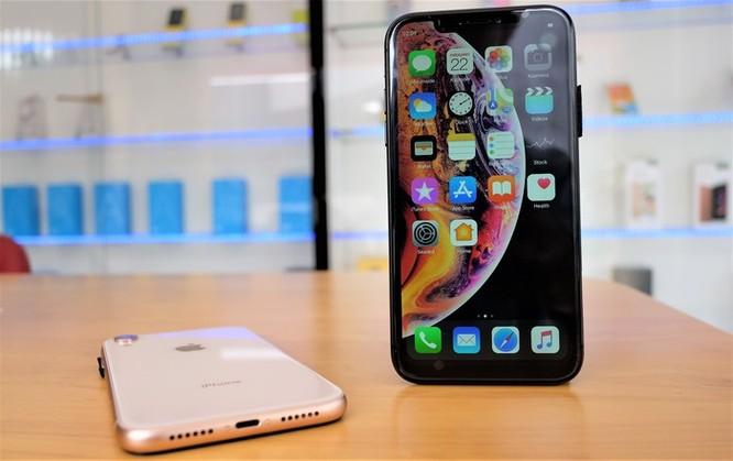 iPhone XR chưa mở bán nhưng hàng nhái đã xuất hiện tại VN ảnh 3
