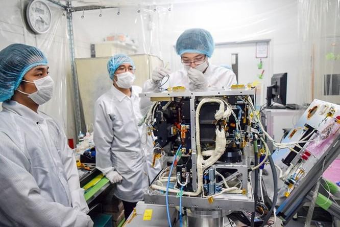 MicroDragon, vệ tinh do người Việt chế tạo lên quỹ đạo vào tháng 12 ảnh 1
