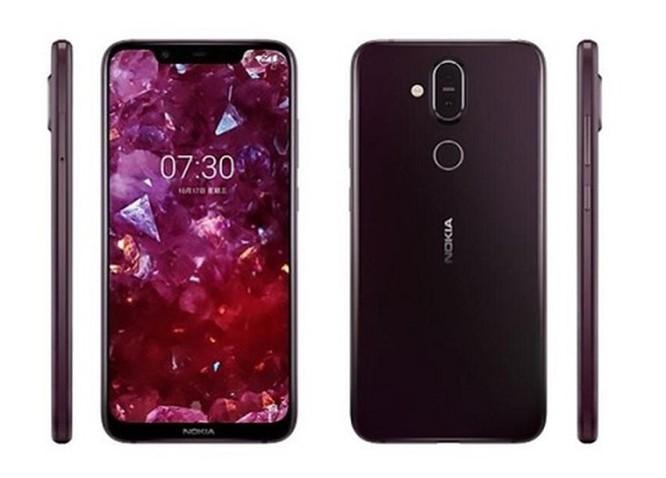 Lộ thiết kế Nokia 7.1 Plus với chip Snapdragon 710, camera kép 'cực chất' ảnh 1