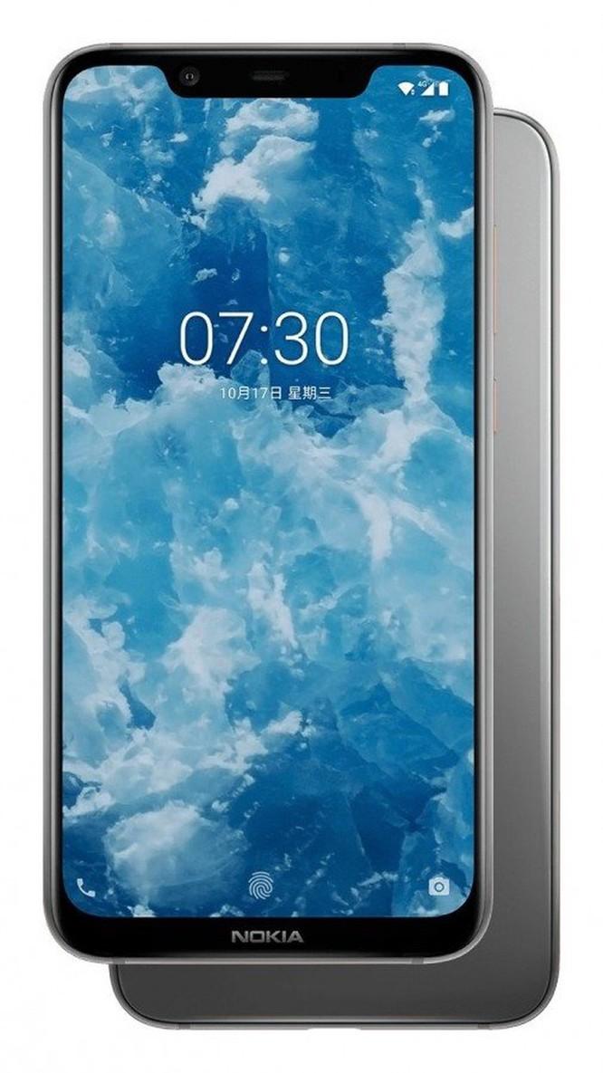 Nokia X7 chính thức: chip Snapdragon 710, màn hình 6.18 inch, camera kép Zeiss ảnh 6