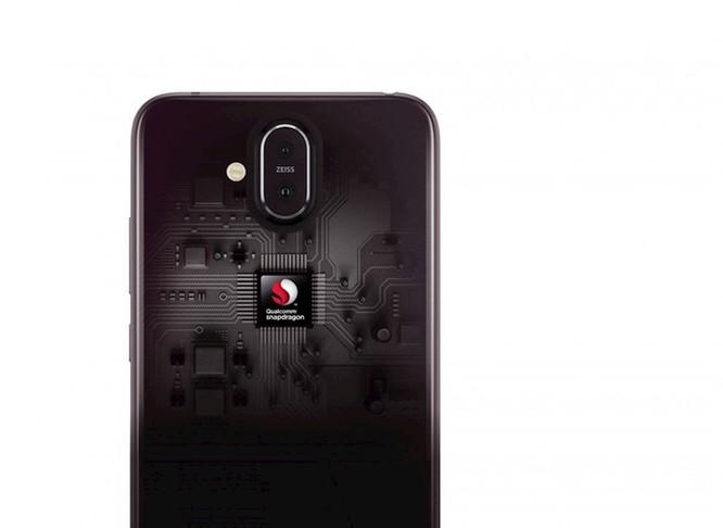 Nokia X7 chính thức: chip Snapdragon 710, màn hình 6.18 inch, camera kép Zeiss ảnh 3