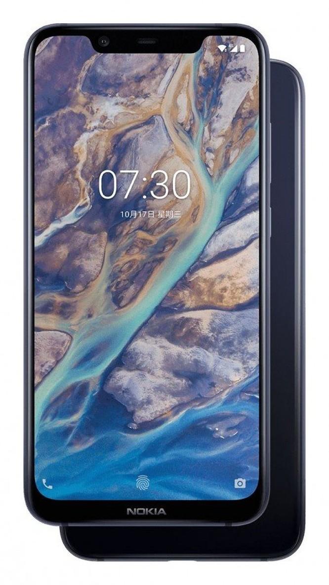 Nokia X7 chính thức: chip Snapdragon 710, màn hình 6.18 inch, camera kép Zeiss ảnh 5