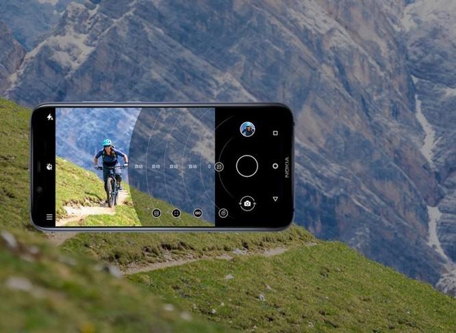 Nokia X7 chính thức: chip Snapdragon 710, màn hình 6.18 inch, camera kép Zeiss ảnh 2