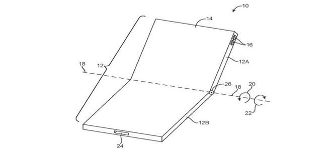 Apple chưa bao giờ ngừng mơ về iPhone màn hình gập ảnh 1