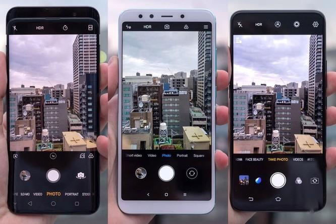 Khi nào smartphone Trung Quốc thôi sao chép iPhone? ảnh 4