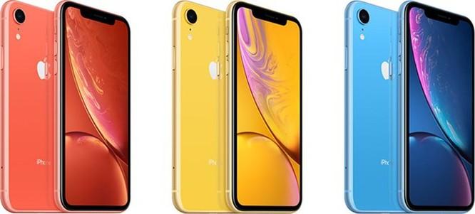 Apple mở đặt hàng trước với mẫu iPhone XR, giá từ 749 USD ảnh 1