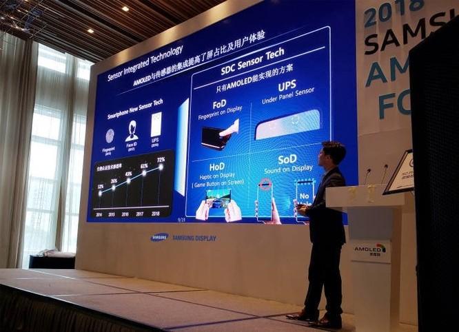 Samsung sẽ kết liễu trào lưu của các smartphone giống iPhone X? ảnh 1